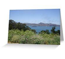 Headlands ,San Francisco Greeting Card