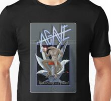 Neon Blue Agave Unisex T-Shirt