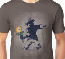 Mario Fire Flower Unisex T-Shirt