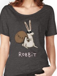 Robbit Women's Relaxed Fit T-Shirt