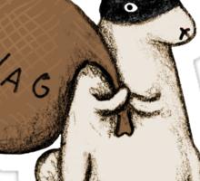 Robbit Sticker