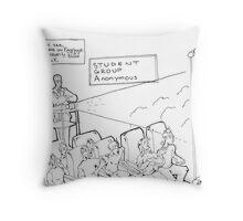facebook Throw Pillow