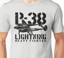 P-38 Lightning Unisex T-Shirt