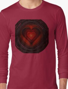 Heart n. 42 Long Sleeve T-Shirt