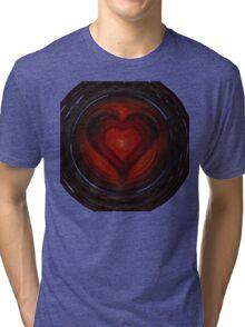 Heart n. 42 Tri-blend T-Shirt