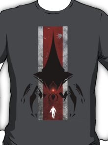 Mass effect poster + T-shirt T-Shirt