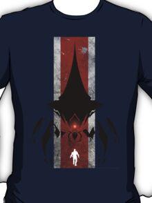 Mass effect poster + T-shirt T-Shirt