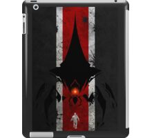 Mass effect poster + T-shirt iPad Case/Skin