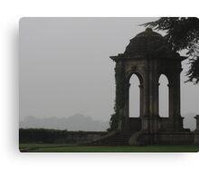 The Stone Pavilion Canvas Print