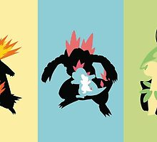 The Starters by Benzo997