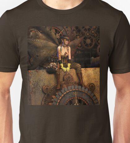 Steampunk Fairy Unisex T-Shirt
