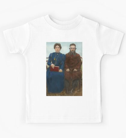 Americana - The yearly family portrait Kids Tee