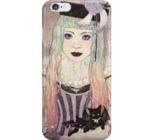 Pastel Goth Princess iPhone Case/Skin