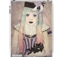 Pastel Goth Princess iPad Case/Skin