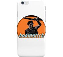 boomstick iPhone Case/Skin