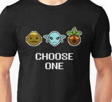 Choose One Mask Unisex T-Shirt