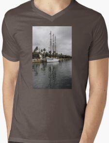 Santa Eulalia Beauty Mens V-Neck T-Shirt
