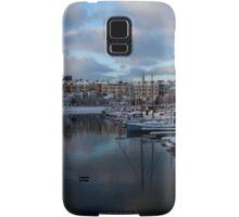 Snow Sails Here Samsung Galaxy Case/Skin