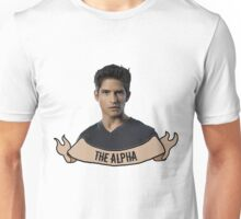 The Alpha. Unisex T-Shirt