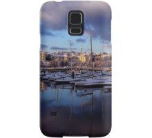 Fresh Snow In Bangor Samsung Galaxy Case/Skin