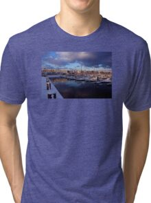 Fresh Snow In Bangor Tri-blend T-Shirt