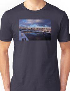 Fresh Snow In Bangor Unisex T-Shirt