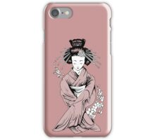 Vecta Geisha 1.1 iPhone Case/Skin