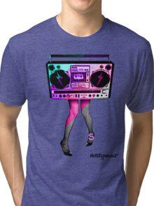 DancinHard Tri-blend T-Shirt