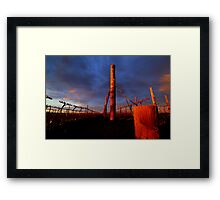 Rutherglen Estate Winery Framed Print