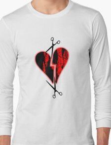 a broken heart Long Sleeve T-Shirt