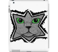 Peeking Pixel Cat iPad Case/Skin