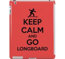Longboard iPad Case/Skin
