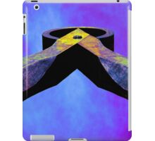 Dividers Abstract iPad Case/Skin