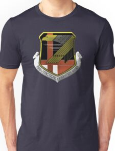 Yellow Squadron Insignia Unisex T-Shirt