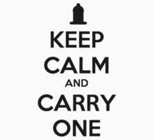 Keep calm and Carry one by Viterbo