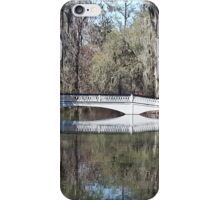 Magnolia Plantation bridge iPhone Case/Skin