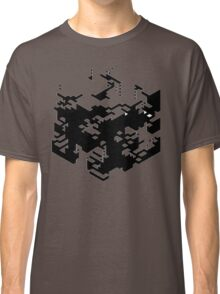 Isometric Decay Classic T-Shirt