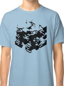 Isometric Decay Classic T-Shirt