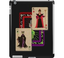 Voodoo Villains-Twin Sorcerers iPad Case/Skin