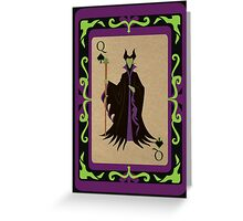 Sorceress of the Curse Greeting Card