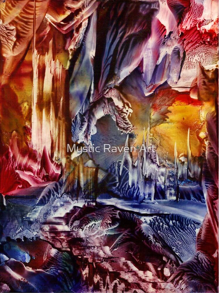 Dragon's Lair by Mystic Raven Art