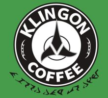 Klingon Coffee - A Good Day To Dine by sgtstebe