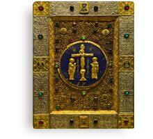 Byzantine Treasure Canvas Print