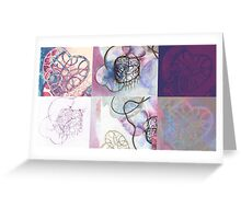 Affairs of the Heart Medley Greeting Card