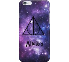 Always Harry Potter iPhone Case/Skin