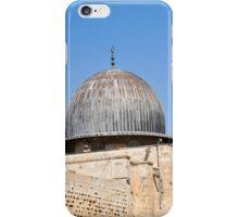 Israel, Jerusalem, Haram esh Sharif (Temple Mount) iPhone Case/Skin