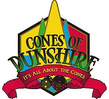 Cones of Dunshire by DoodleHeadDee