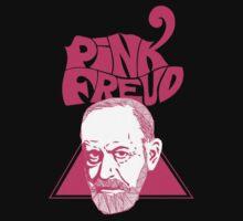 Pink Freud 3 by nowhereep