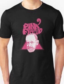 Pink Freud 3 Unisex T-Shirt