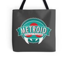 Metroid Cartography and Bounty Hunting Tote Bag